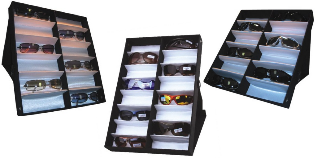 presentation boxes for glasses and sunglasses